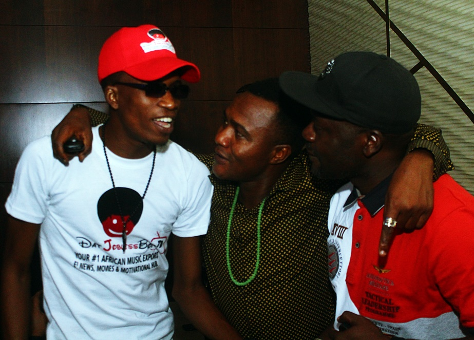 "Check out photos from Starvibes Birthday Edition for Nigerian Music Producer ""Samklef"""