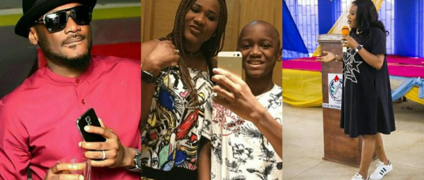 2Face's Ex-Babymama, Sunbo Ajaba Is Pregnant Again For Pastor David Adeoye (Photos)