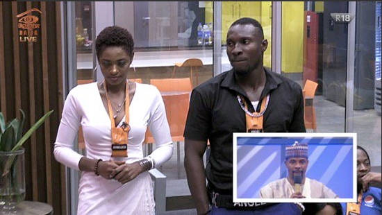Ahneeka And Angel Are The Third Pair To Be Evicted From The BB Naija 2018 House
