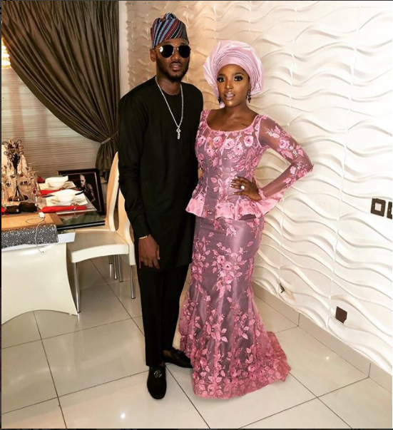 Annie Idibia And 2Face Keep Their Romance Alive As She Surprises Him With A Trip For Their Anniversary