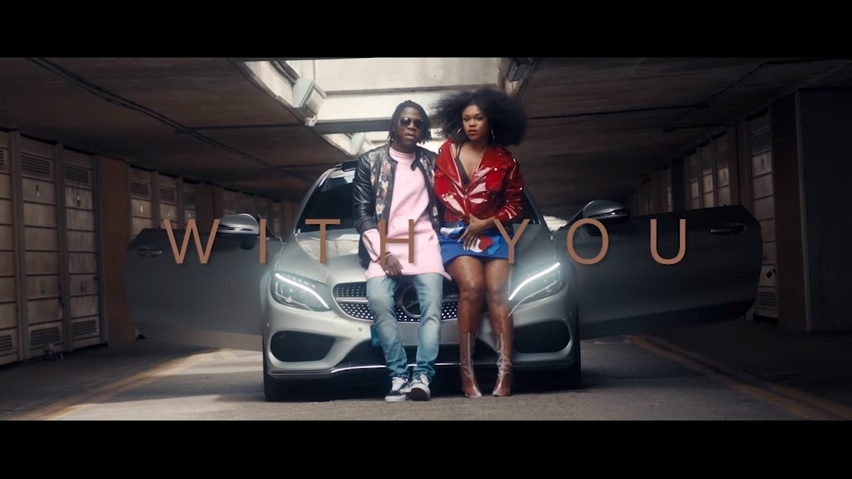VIDEO: Becca – With You ft Stonebwoy