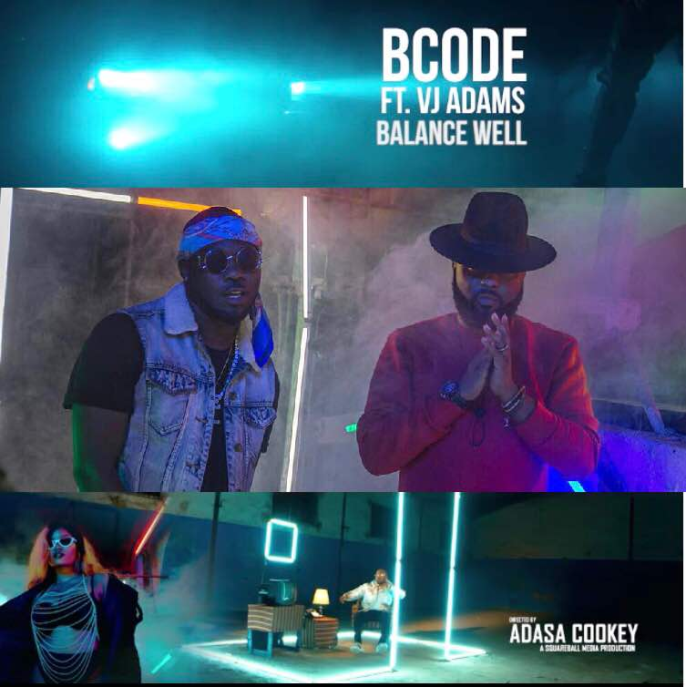 VIDEO: BCode – Balance Well ft. VJ Adams