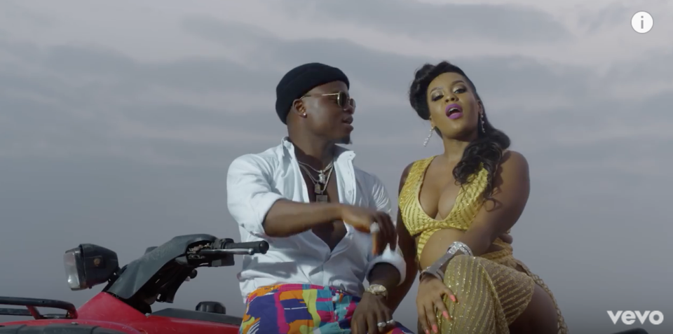 VIDEO: Emma Nyra ft. Harmonize – Jamina (Remix)