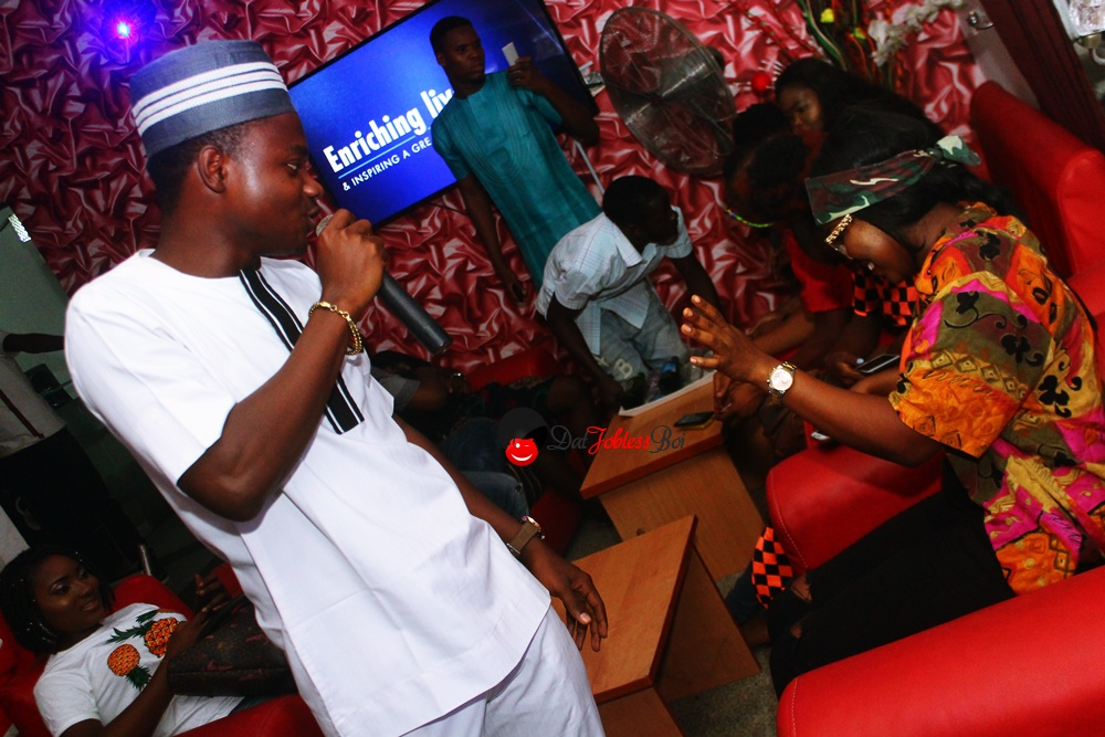 "Check Out Pictures from ""MARCHUP (The House 17 Activation Party)"" held at Ollybims Hotels & Suites"