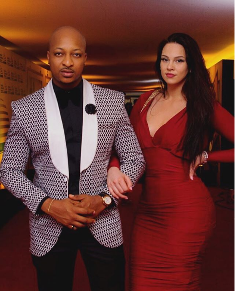 This Is What Wife Of Actor IK Ogbonna, Sonia Has To Say About Them Almost getting A Divorce
