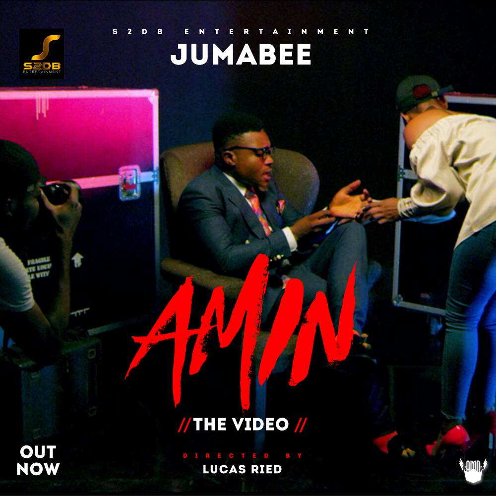 VIDEO: JUMABEE – AMIN | DIR. LUCAS REID