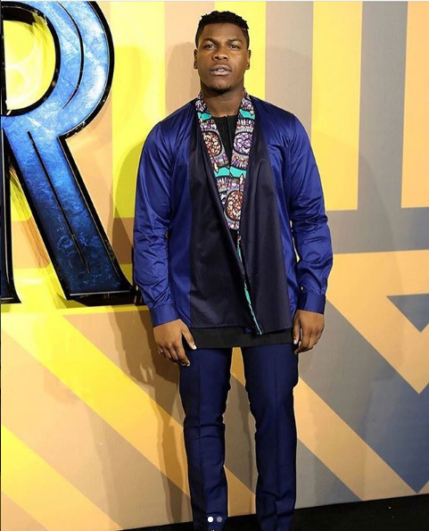 British-Nigerian Actor John Boyega Says His Girlfriend Must Have A Particular Characteristic And This Is It