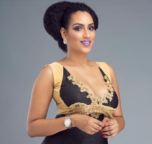 This Is What Ghanaian Actress Juliet Ibrahim Has To Say About The BB Naija 2018 Voting Results