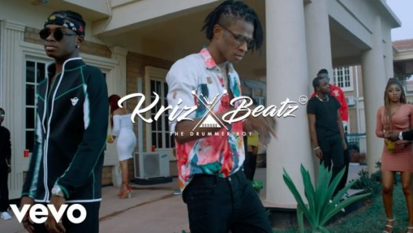 "VIDEO: Krizbeatz: ""Give Them"" ft Lil Kesh, Victoria Kimani & Emma Nyra"