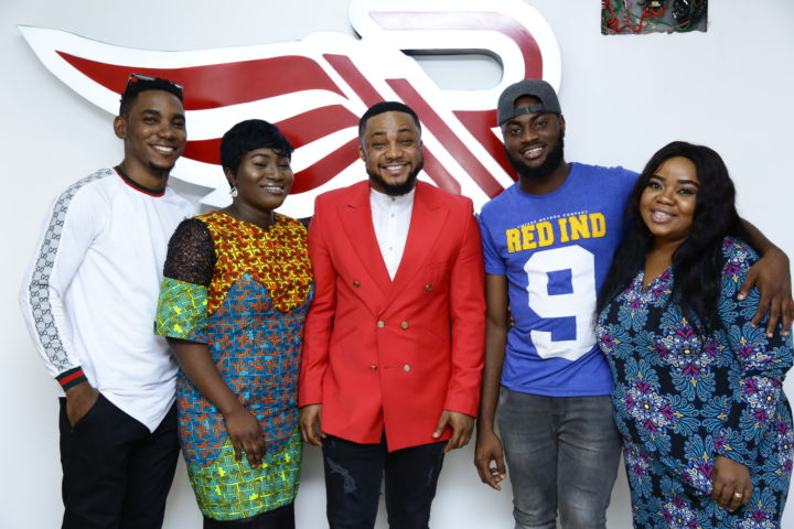 "Gospel musician ""Tim Godfrey"" Unveils Record Label – ""ROX Nation"", Signs Artistes"