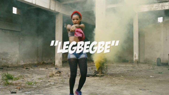 OFFICIAL VIDEO: Mr Real – Legbegbe (Dir. Director Q)
