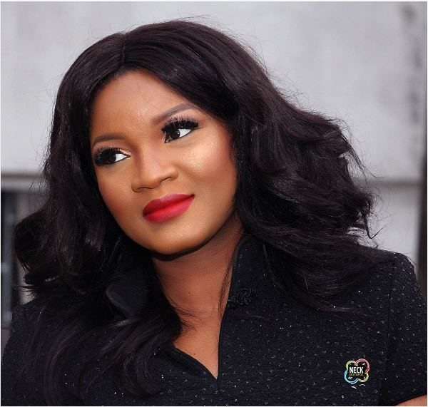 Omotola Jalade Ekeinde Releases Lovely Photos To Celebrate Her Latest Award Win