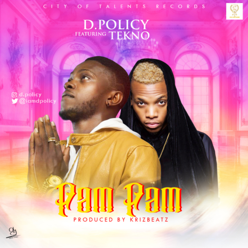 STREAM AUDIO/VIDEO: D. Policy ft. Tekno – Pam Pam