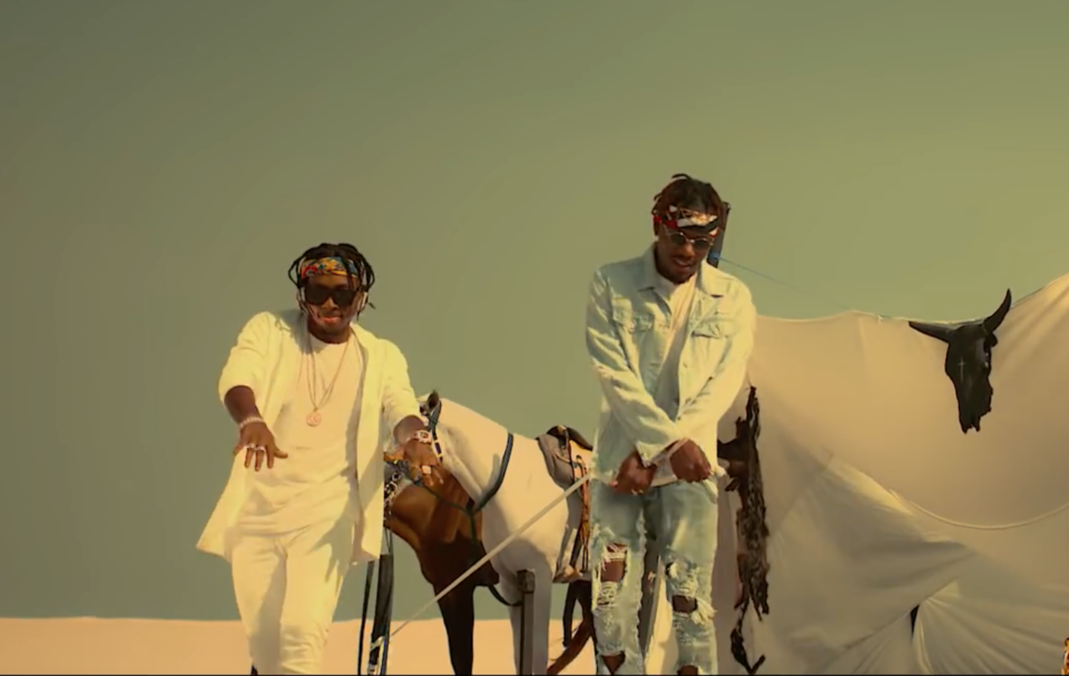 VIDEO: Sugarboy ft. Ycee – Chop