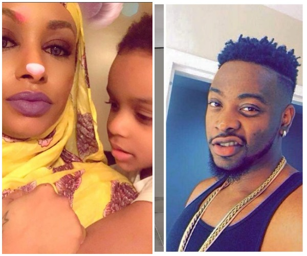 Teddy A's Baby Mama Reveals Some Interesting Things About Him And His Son