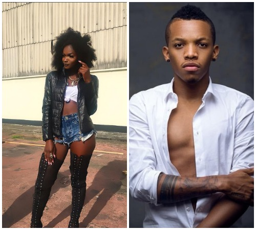 Here's All That Happened Between Tekno And A Dark Skinned Model That Is Getting People Talking