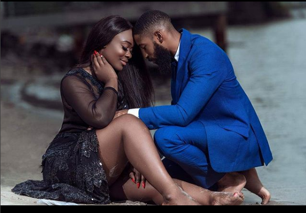 BB Naija 2017 Housemate Uriel Seems To Have Found The Man Of Her Dreams And These Photos Prove It