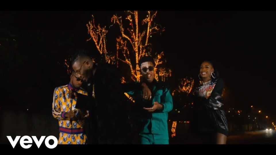 VIDEO: Tinny Mafia ft. Ycee, Bella, Damilare & Dapo Tuburna