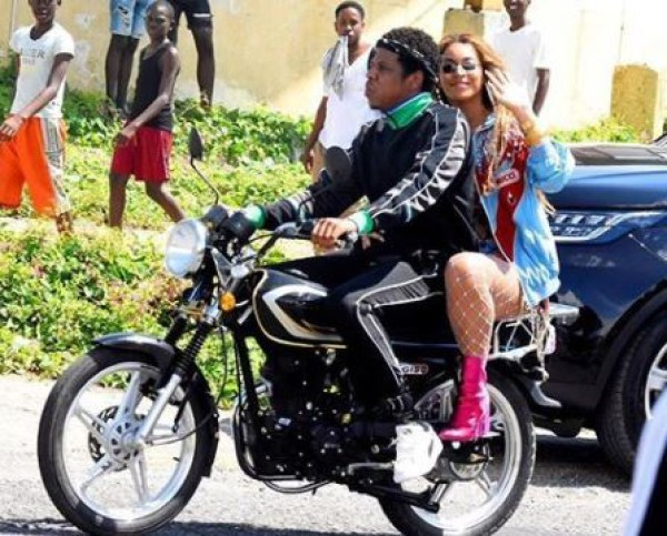 Power Couple Beyoncé And Jay Z Light Up The Streets Of Jamaica With Their Romance