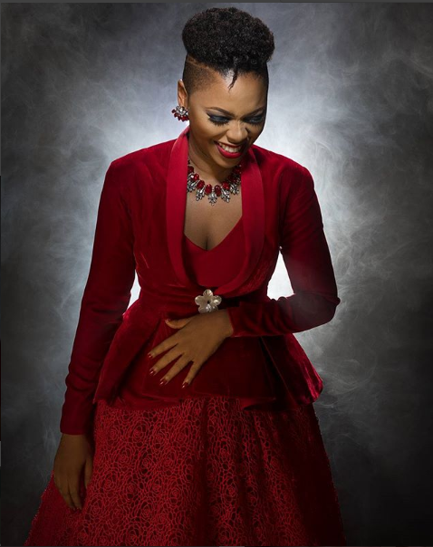 Chidinma having a magical and pleasantly unreal quality In These Latest Photos Of Her