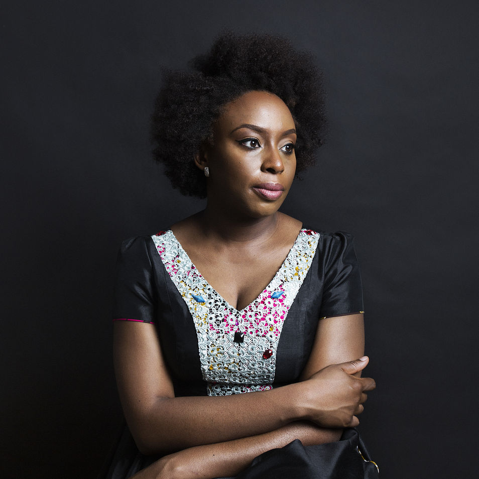 Chimamanda Adichie Keeps Pilling Up Wins As She Receives Honorary Award from Dukes University