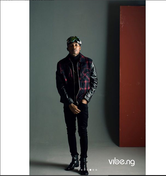 Efe Covers Latest Issue Of Vibe Magazine And Sends A Message To His 'Haters'