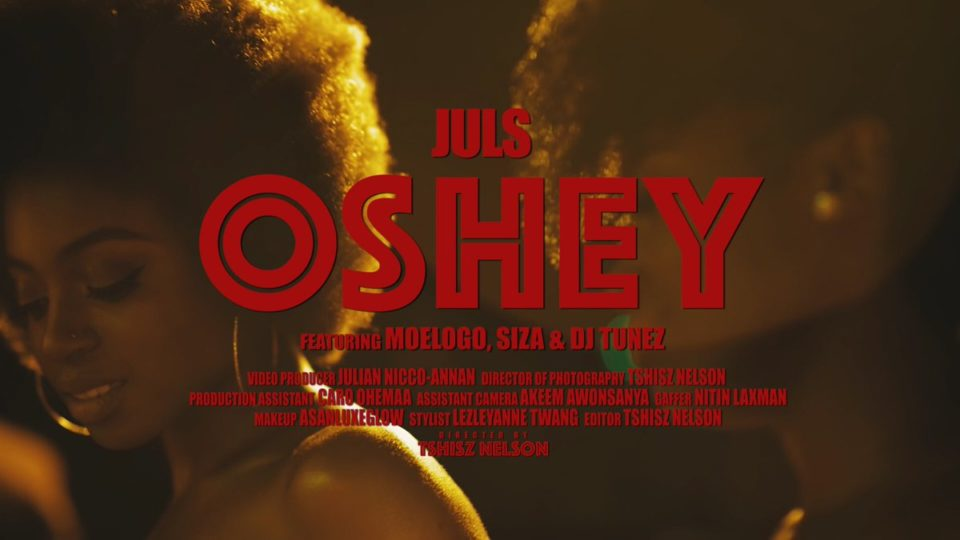 VIDEO: Juls ft. Moelogo, Siza & DJ Tunez – Oshey