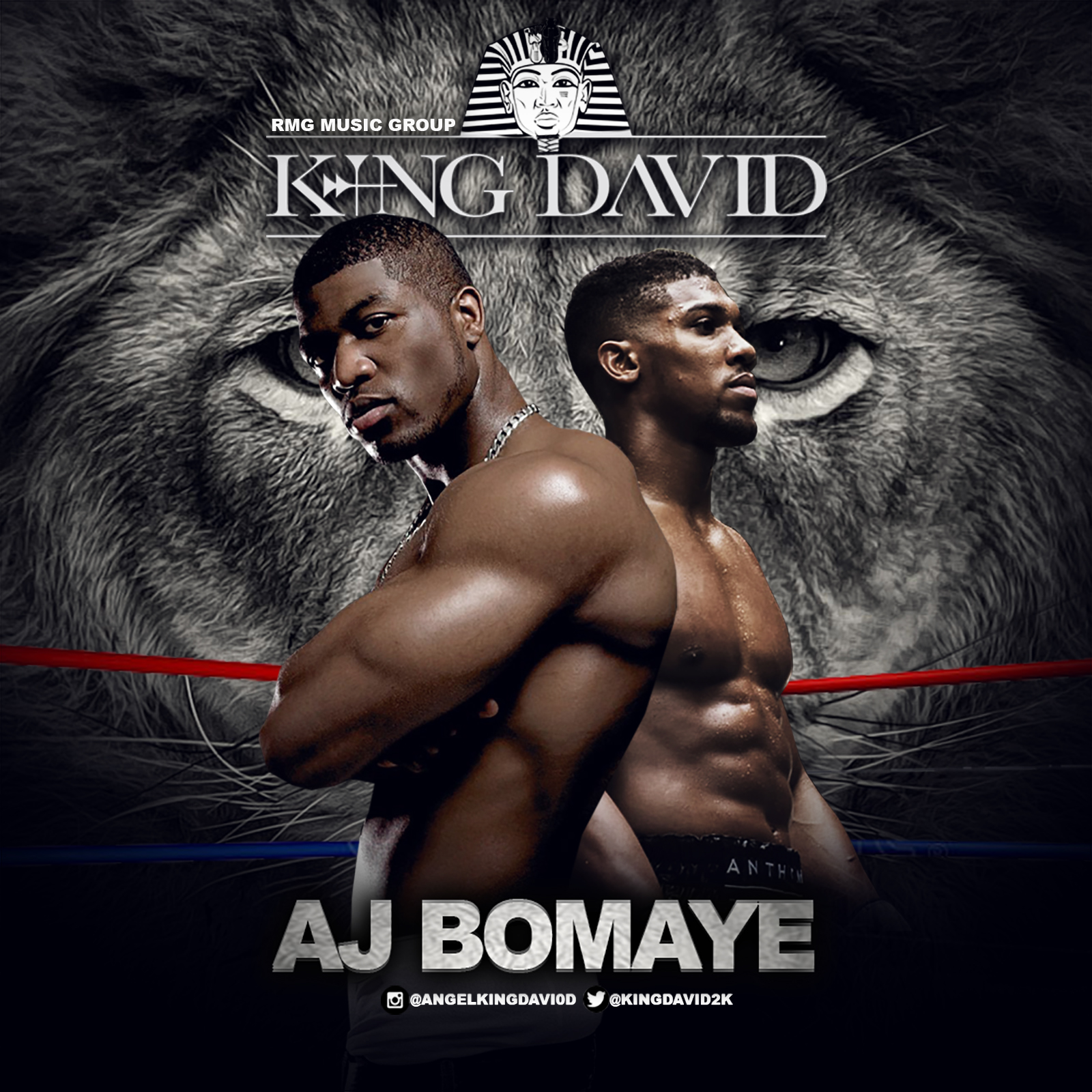 "VIDEO: KING DAVID – ""AJ BOMAYE"" STARRING ANTHONY JOSHUA"