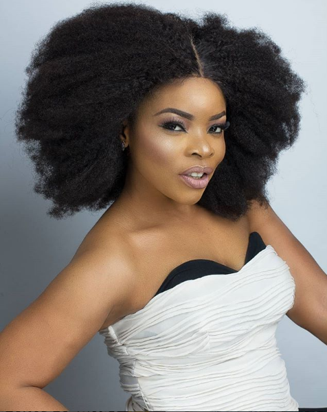 Laura Ikeji Kanu gifts herself a new Mercedes Benz car As She Turns A Year Older