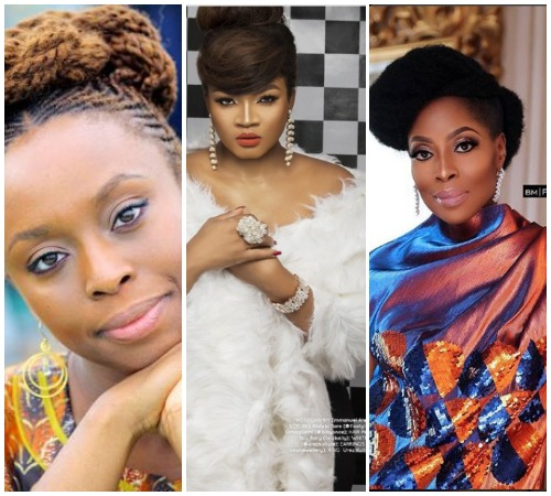 This Is Why The FG Recognizes Mo Abudu, Chimamanda Adichie, And Omotola Jalade Ekeinde