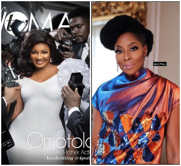 Omotola Jalade Ekeinde And Mo Abudu make It To Variety Magazines Top List And This Is Reason