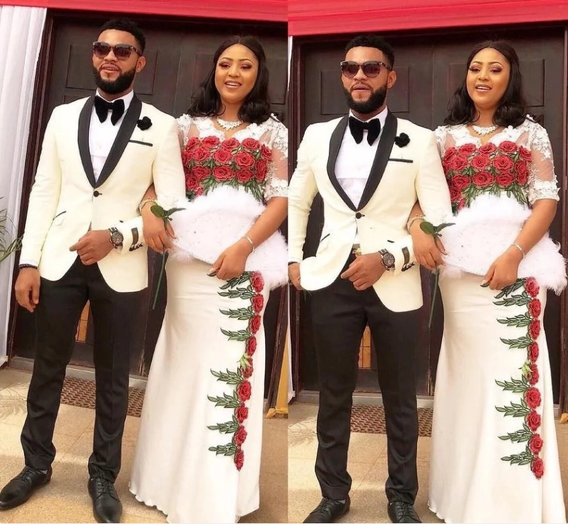 Teen Actress, Regina Daniels Sparks Rumors Of Tying The Knot With Boyfriend – See New Wedding Photos