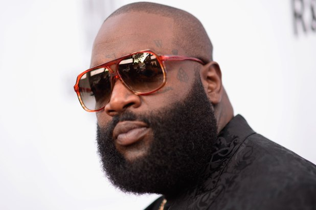 Rapper Rick Ross Welcomes Baby Boy With His Model Girlfriend, Brianna Camille