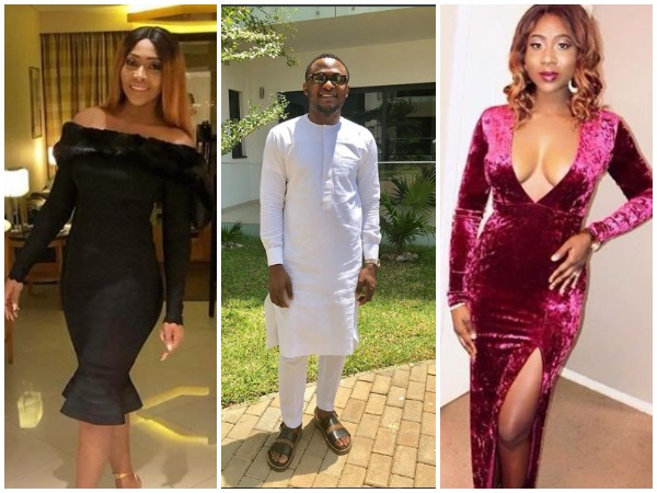Ubi Franklin Celebrates Ex-Wife Lilian Esoro And Baby Mama On Mother's Day