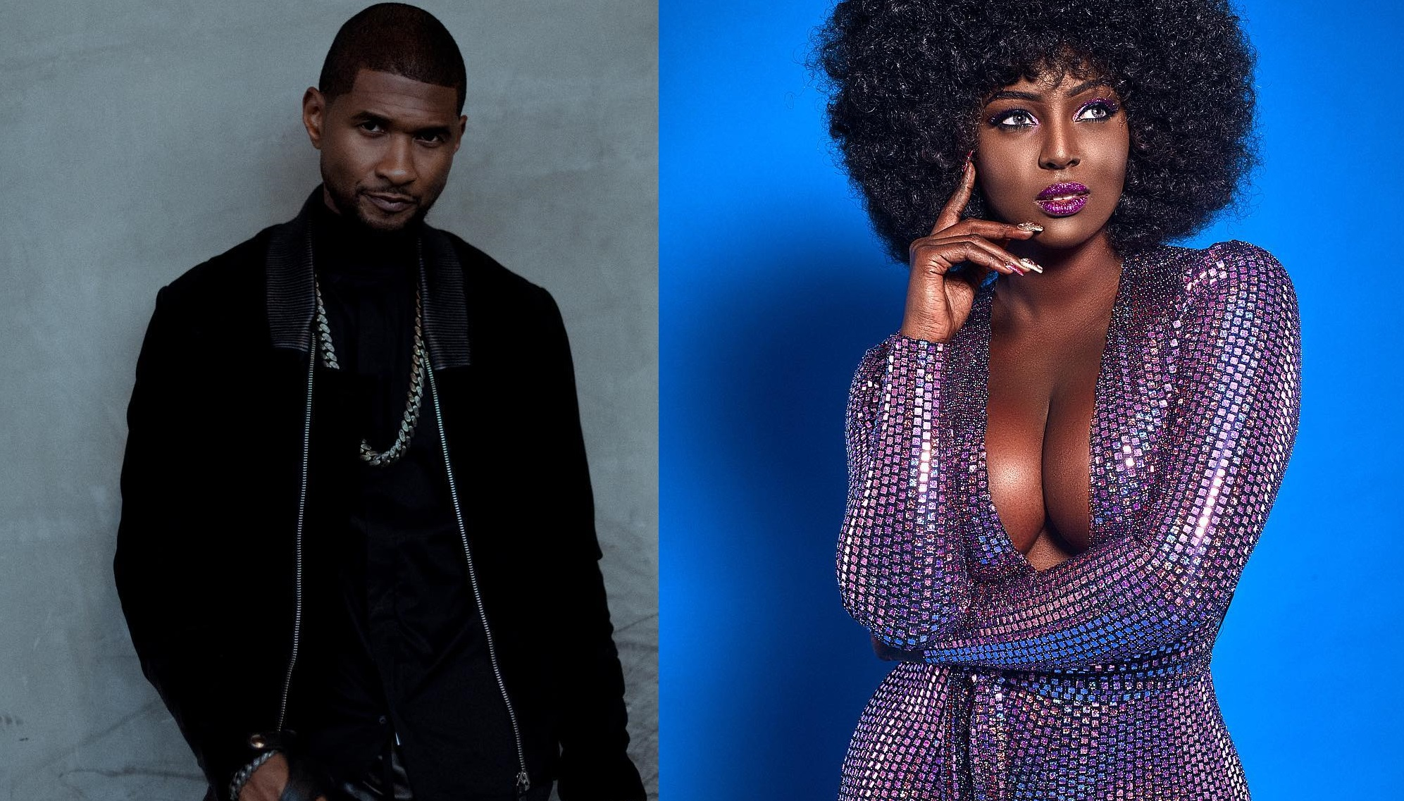 Meet The Big Booty Love And Hip-Hop Star, Usher Reportedly Dumped His Wife For (Photos)
