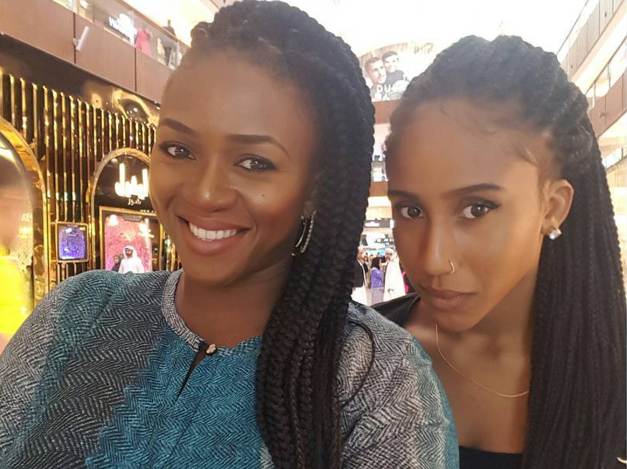 Waje's Heartwarming Message To Her Daughter As She Turns 19 Is All A Daughter Could Ask For