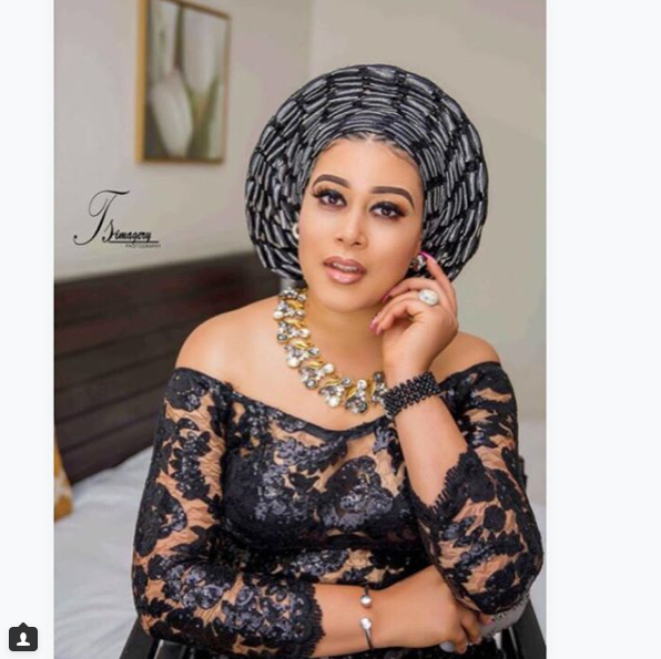 Nollywood Actress Adunni Ade Recounts Her Recent Road Accident Ordeal