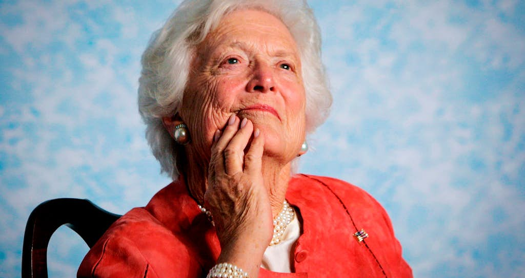 Former First Lady Of USA Barbara Bush Dies At The Age Of 92