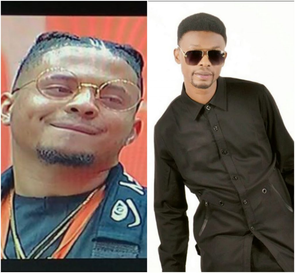 Comedian I Go Dye Extends Support BB Naija 2018 Ex-Housemate Rico Swavey