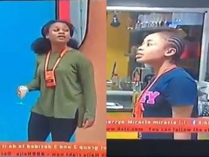 Payporte Reacts To BB Naija 2018 Housemate Cee C's Attire