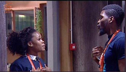 BB Naija 2018 Housemates Cee C And Tobi Face The Consequences Of Their Explosive Argument