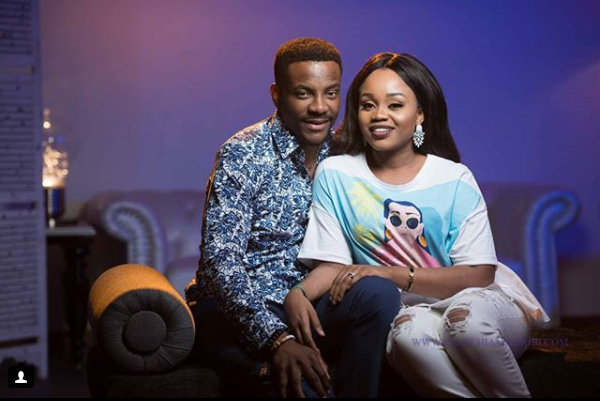 Ebuka Obi-Uchendu's Wife Cynthia Has Nothing But Praises For Him As Another BB Naija Season Ends Successfully