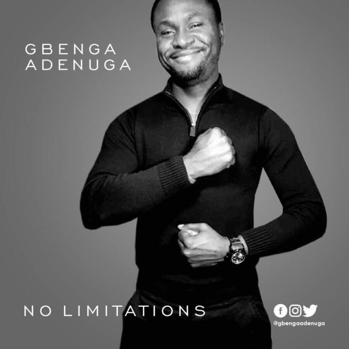 VIDEO: Gbenga Adenuga – No Limitations