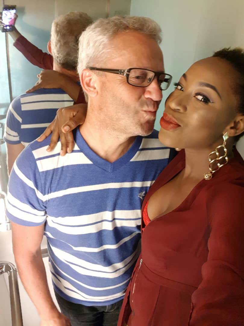 Alizee's Husband Peter Nielsen To Be Charged By Nigerian Police