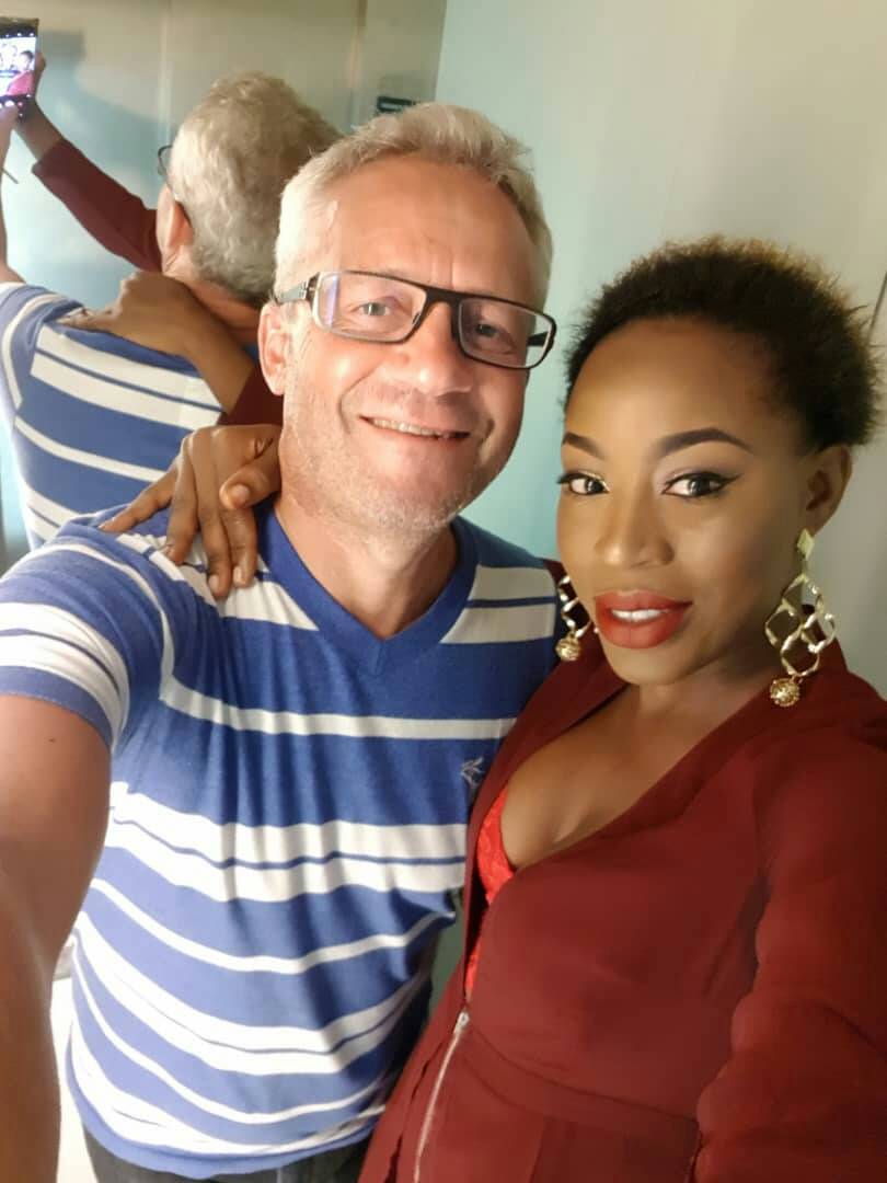 Husband Of Late Singer Alizee, Peter Nielsen Arrested