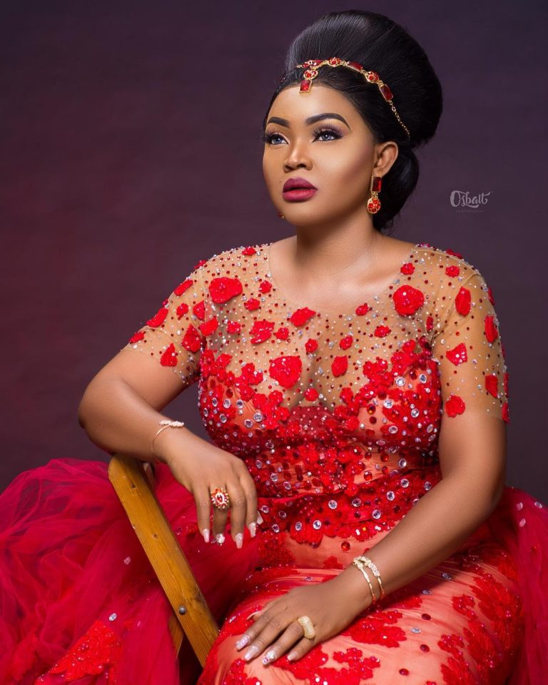 This Is Why Mercy Aigbe Is Happy She Came Out About Being Domestically Abused