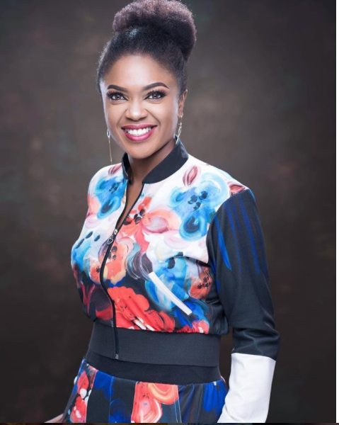 Omoni Oboli's Smile Is Taking Her Places As She Becomes An Ambassador For Smile360