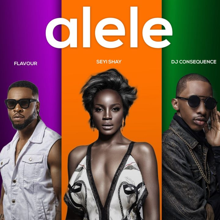 Music: Seyi Shay – Alele ft. Flavour X Dj Consequence