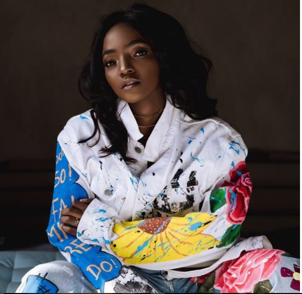 This Is The Honor Singer Simi Was Decorated With By The US Consulate