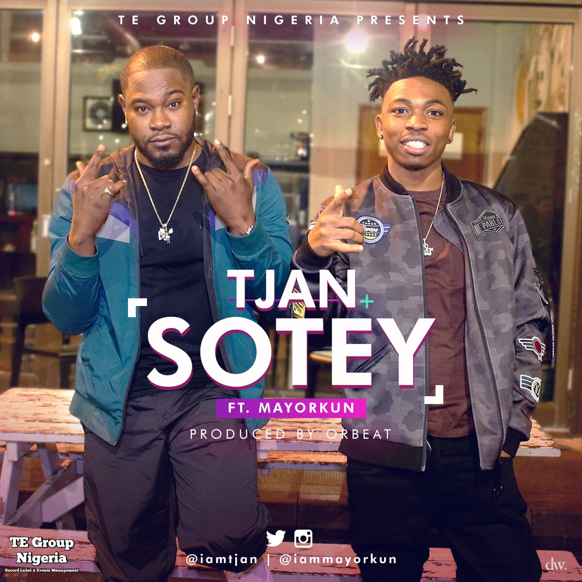 VIDEO: Tjan ft. Mayorkun – Sotey